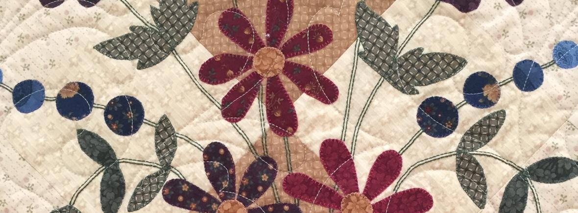Janet Kite quilt photo.