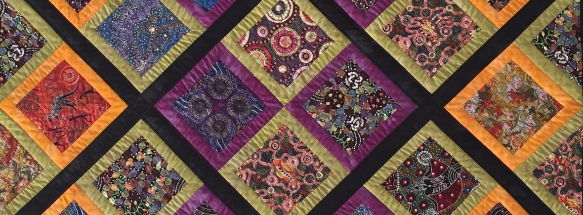 Picture of quilt.